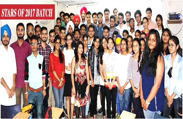 pu law entrance coaching in Chandigarh