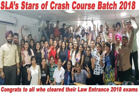 Law Entrance Coaching Classes