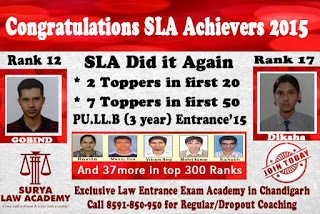 Best clat coaching in Chandigarh